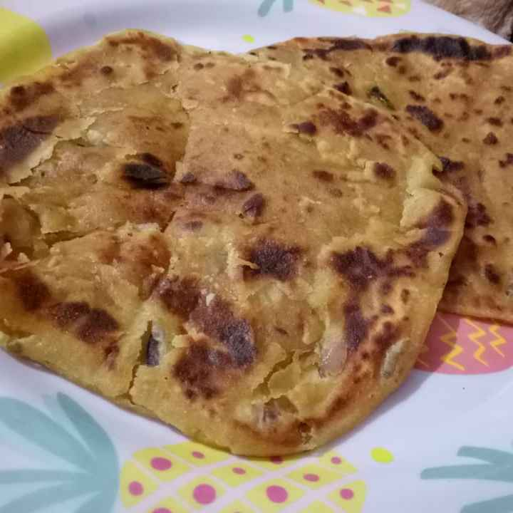 Photo of leftover dal paratha by Savita Bhalla at BetterButter