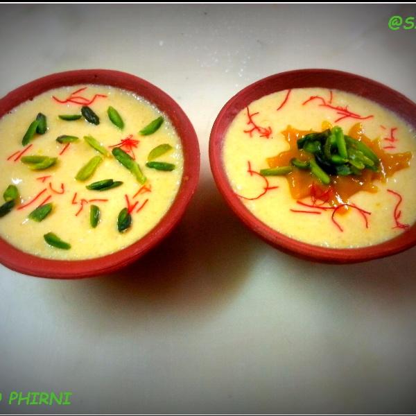 Photo of Mango Phirni by Sayan Majumder at BetterButter