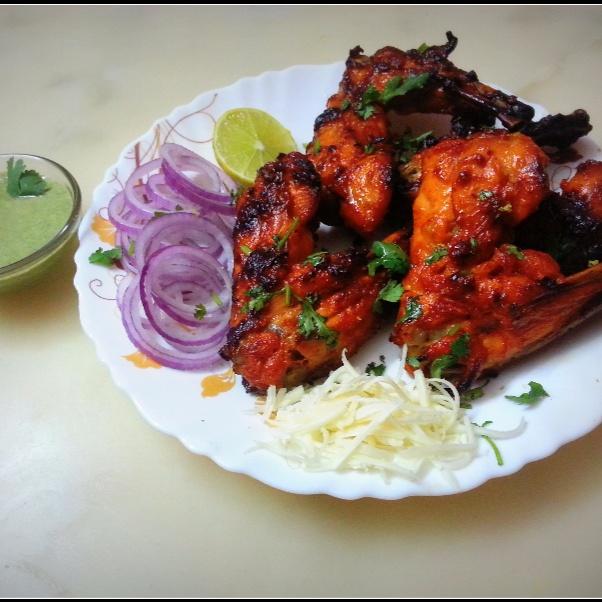 Photo of Harissa Hot Wings by Sayan Majumder at BetterButter