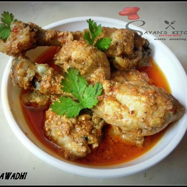 How to make Chicken Awadhi