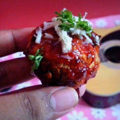 Photo of Mashala Cheese Chicken Ball  by Sayan Majumder at BetterButter