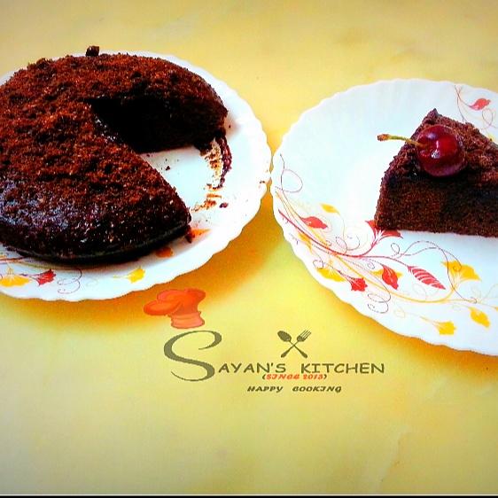 How to make Vegan Chocolate mud Cake