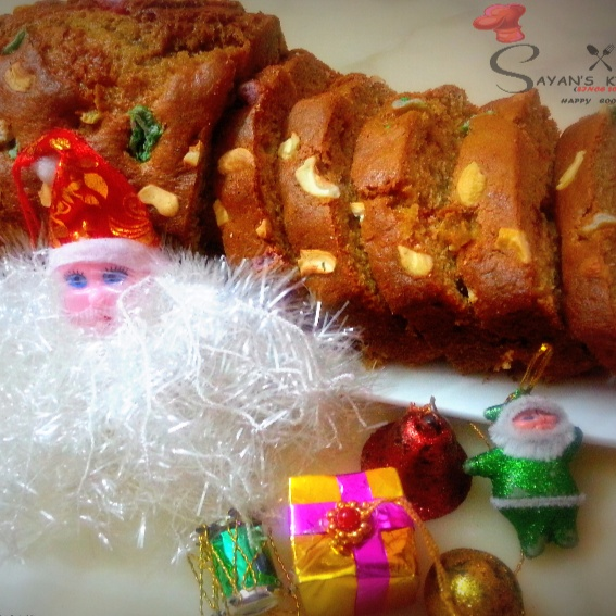 How to make Rich Dry Fruit Cake