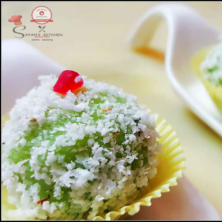 Photo of Paan Laddu by Sayan Majumder at BetterButter