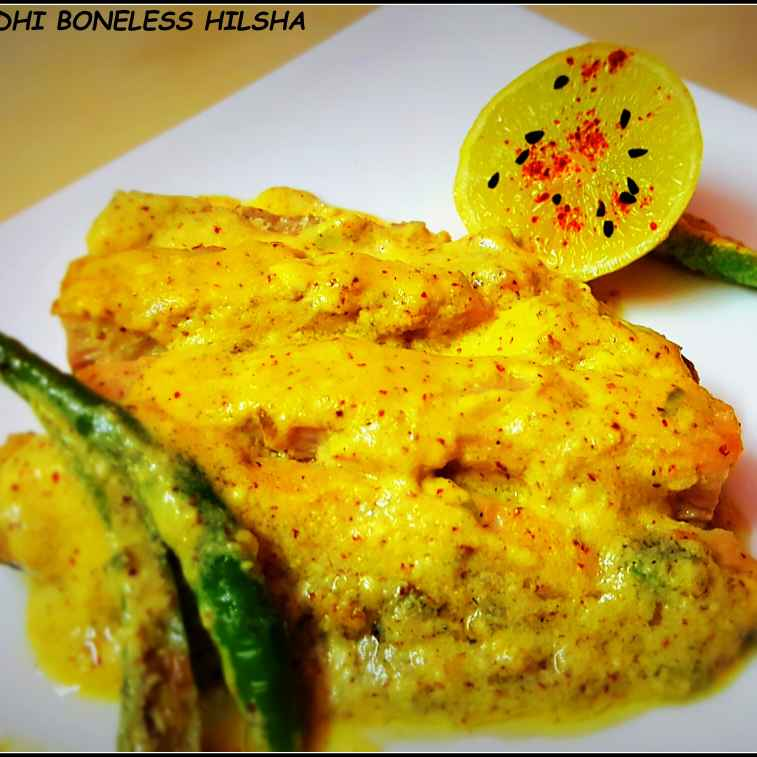 Photo of Dhumragandhi boneless hilsha by Sayan Majumder at BetterButter