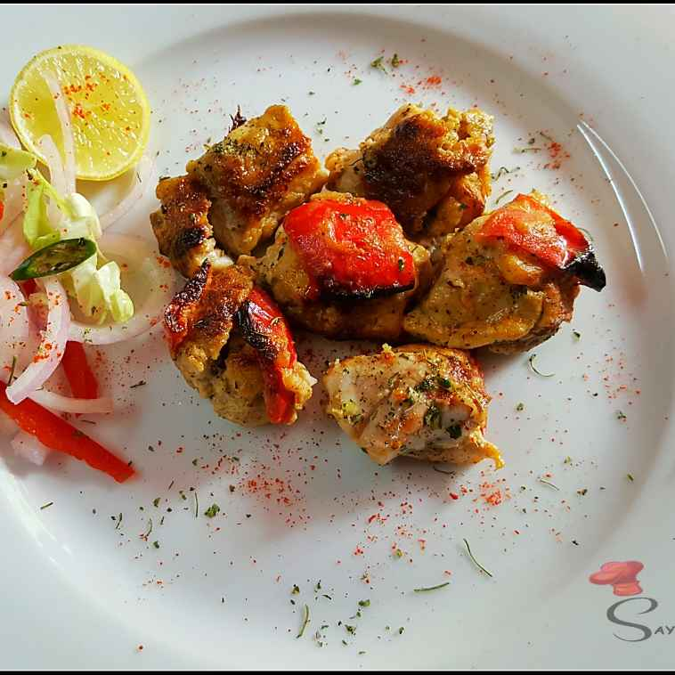 Photo of Ajwani Fish Tikka by Sayan Majumder at BetterButter