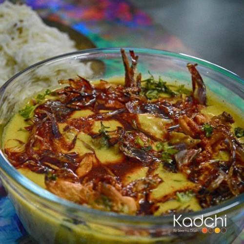 How to make Punjabi Kadhi Pakora