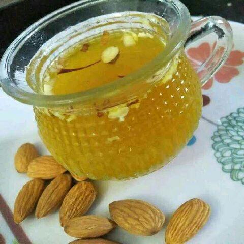 How to make Kashmiri kahwa tea