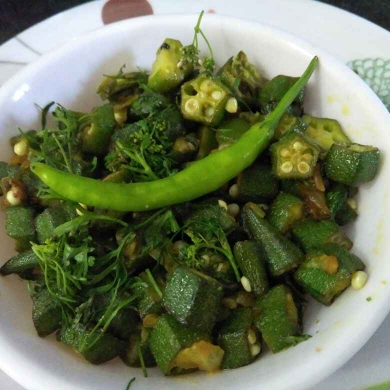 How to make Masala bhindi