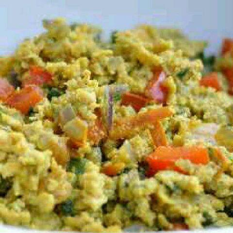 How to make Egg bhurji