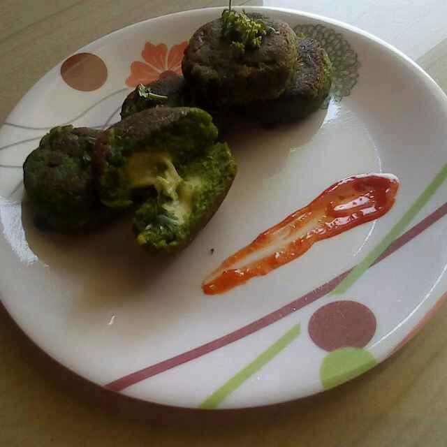 Photo of palak chole kabaab by Seema jambhule at BetterButter