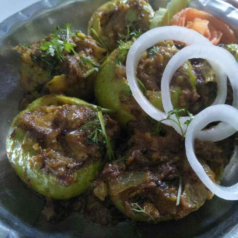 Photo of stuffed veg dhemse by Seema jambhule at BetterButter