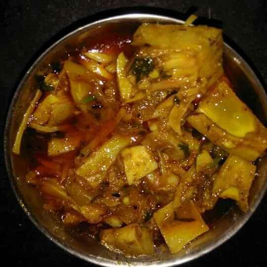Photo of phansachi bhaji by Seema jambhule at BetterButter