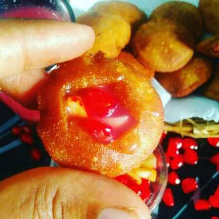 Photo of Fasting fruit pani puri by Seema jambhule at BetterButter