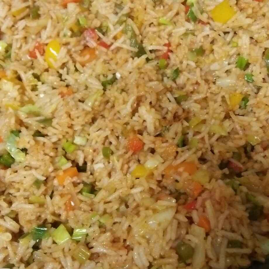 Photo of Veg fried rice by seema Nadkarni at BetterButter