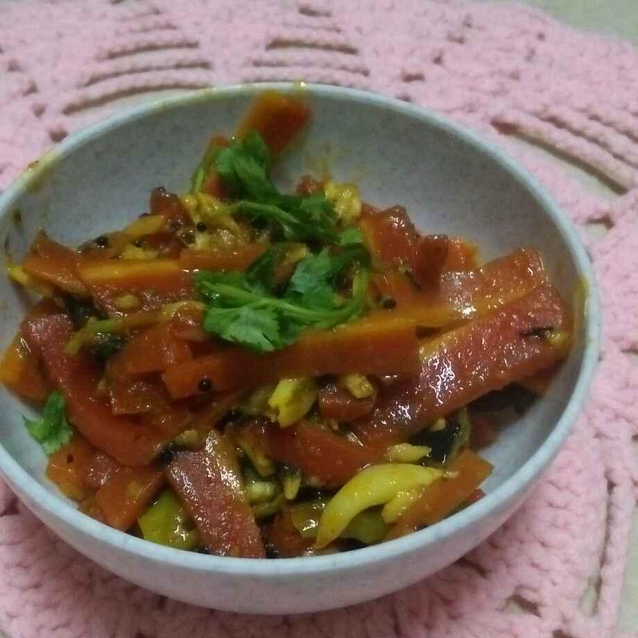 Photo of Lasuni carrot by seema Nadkarni at BetterButter