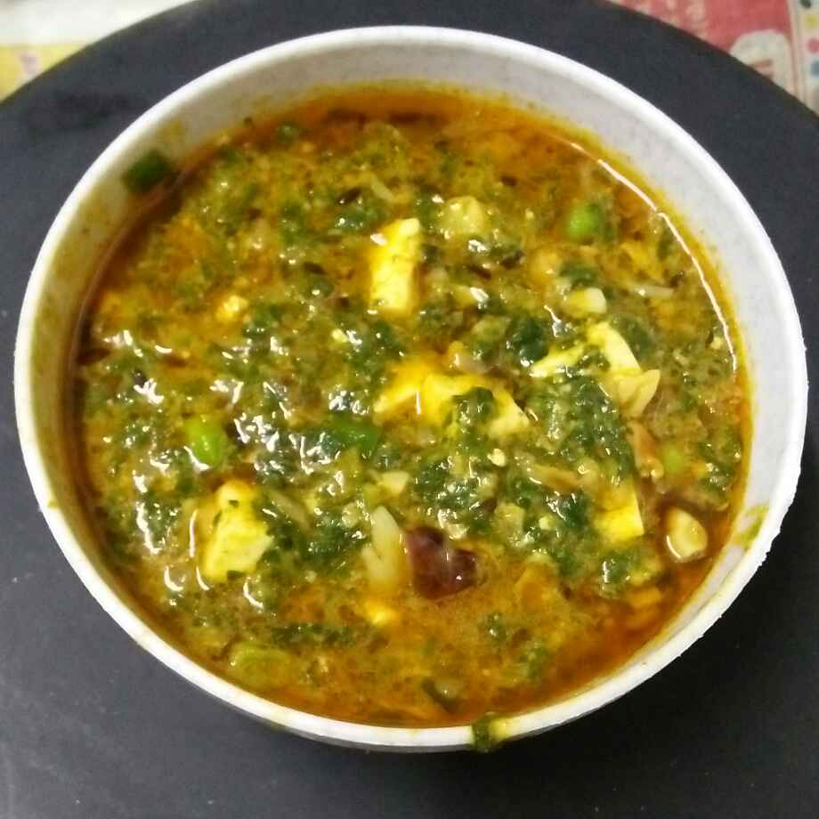 Photo of Methi matar malai paneer by seema Nadkarni at BetterButter