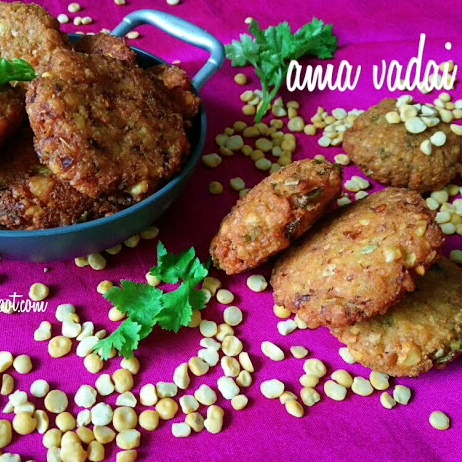 Photo of Ama Vadai/Lentil Fritters by Seema Sri at BetterButter