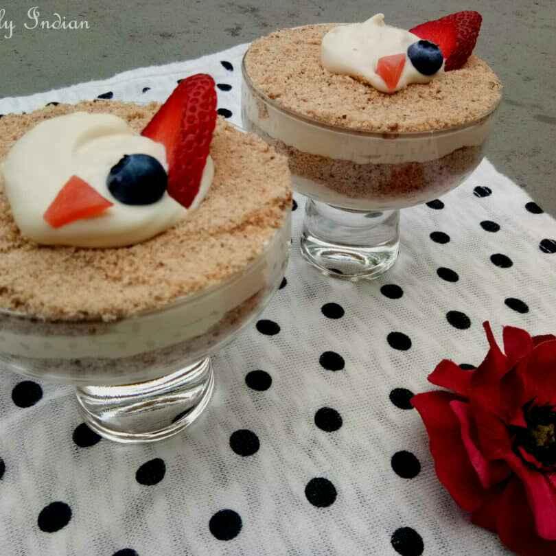 Photo of Layered Cookie pudding by Seema Sriram at BetterButter