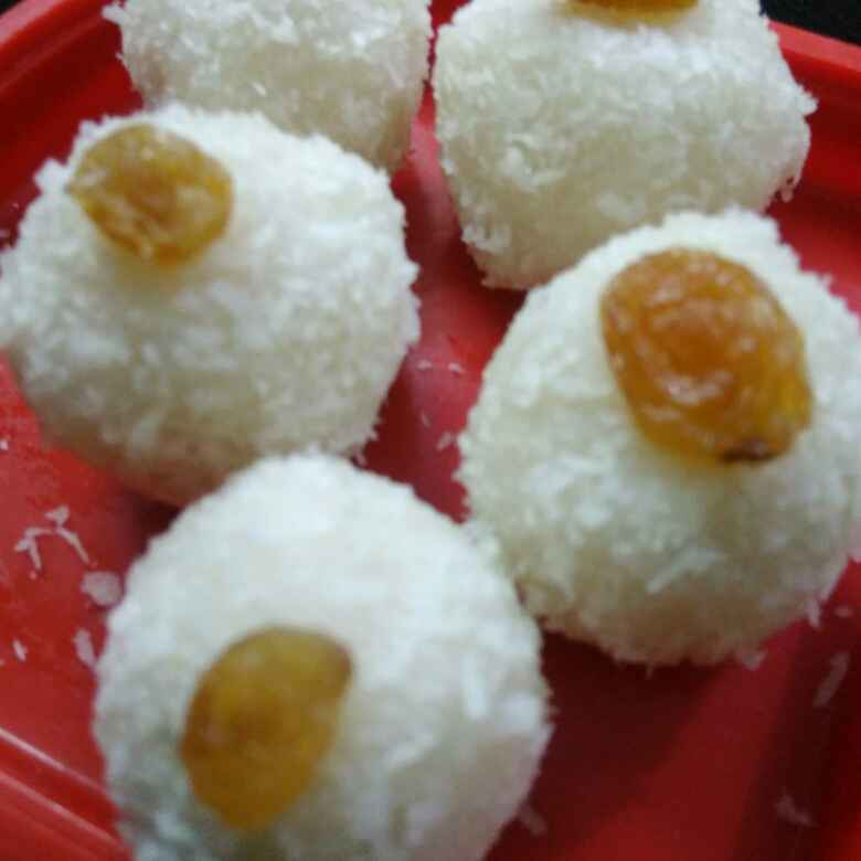 How to make Nariyal laddu (dudh se