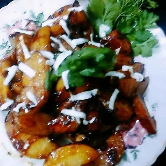 Photo of Buttery potato by Seema Saurabh Dubey at BetterButter