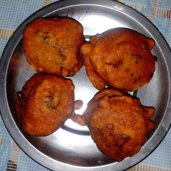 How to make போண்டா