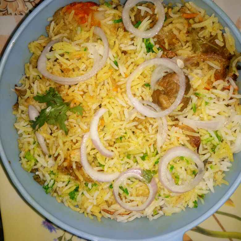 Photo of Mutton Biryani by Shabnam Khan at BetterButter