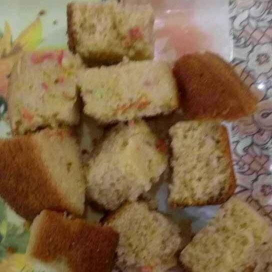 How to make Vanilla oats cake