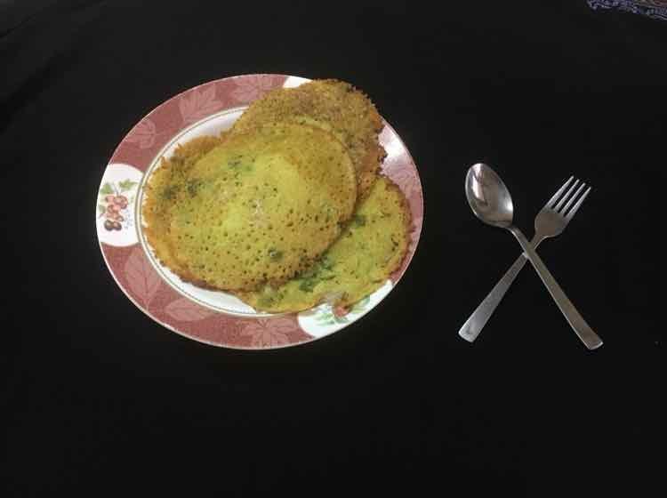 Photo of yellow adai by shadiqah hasana at BetterButter
