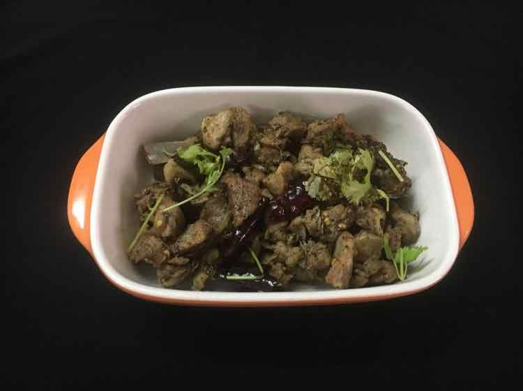 Photo of mutton fry by shadiqah hasana at BetterButter