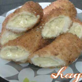 How to make Bread Cheese Rolls