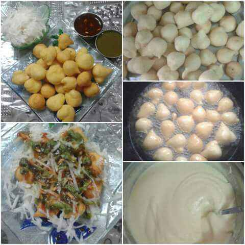 How to make Ram Laddoos