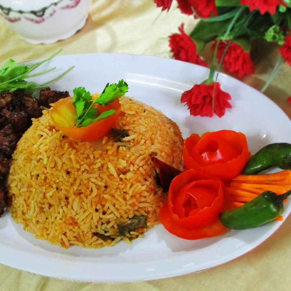Photo of TOMATO RICE by Shahana Sherin at BetterButter