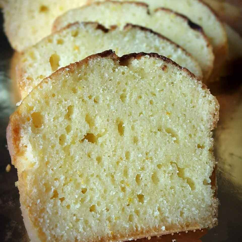 Photo of Banana Loaf/Bread (Eggless) by Shaheda T. A. at BetterButter