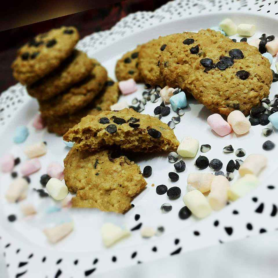 Photo of Mix energy cookies by Shaheda T. A. at BetterButter