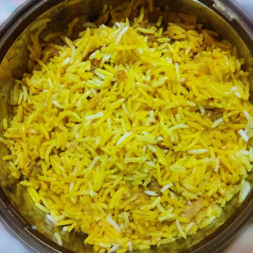 Photo of Turmeric Pulav by Shaheda T. A. at BetterButter