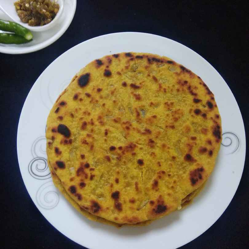 Photo of Missi roti by Shaheda T. A. at BetterButter