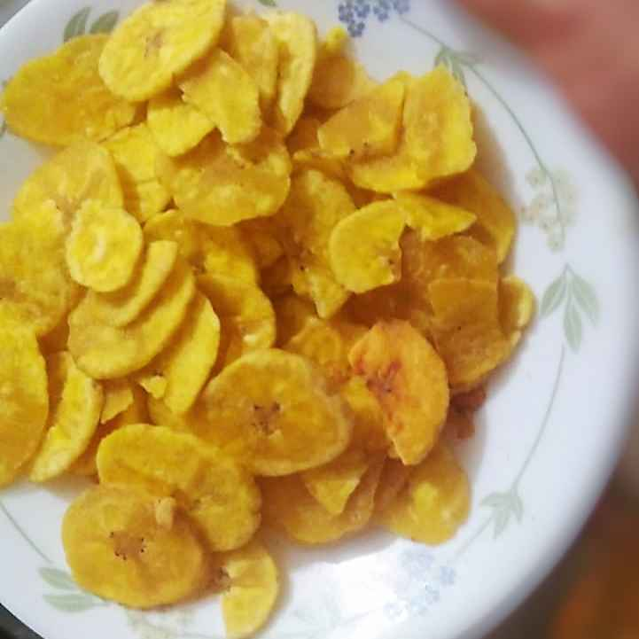 Photo of Banana chips by Shaheda T. A. at BetterButter