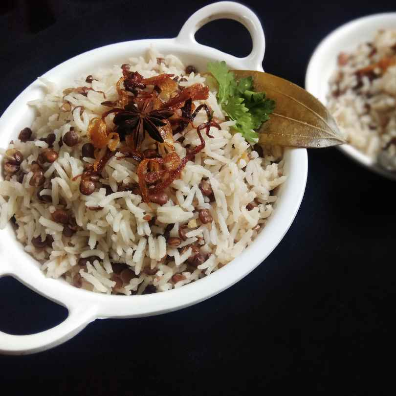 Photo of Masoor Pulao by Shaheda T. A. at BetterButter