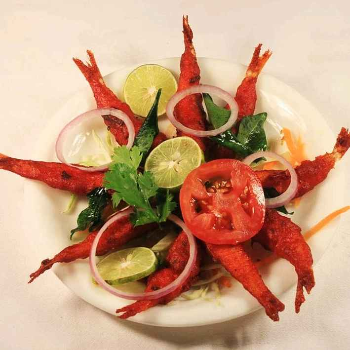 Photo of Crispy Prawn Fry by Shaheda T. A. at BetterButter