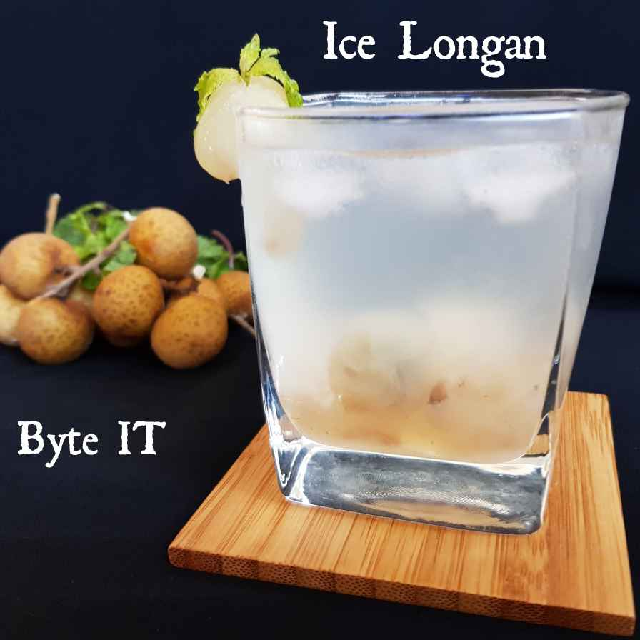 How to make ICE LONGAN