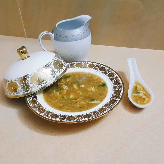 Photo of PEPPER CHICKEN SOUP by Byte IT at BetterButter