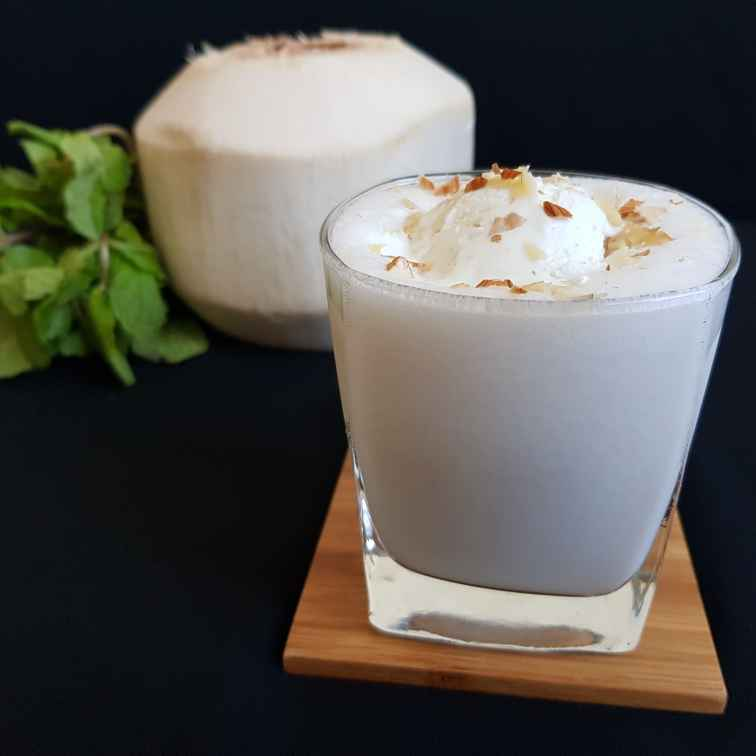 Photo of TENDER COCONUT SHAKE by Byte IT at BetterButter