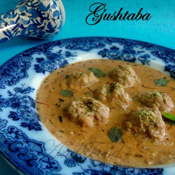 How to make Gushtaba/Goshtaba