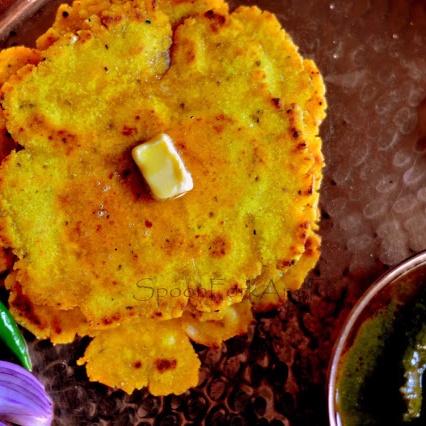 How to make Makki ki Roti