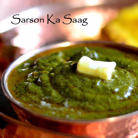 How to make Sarson ka Saag