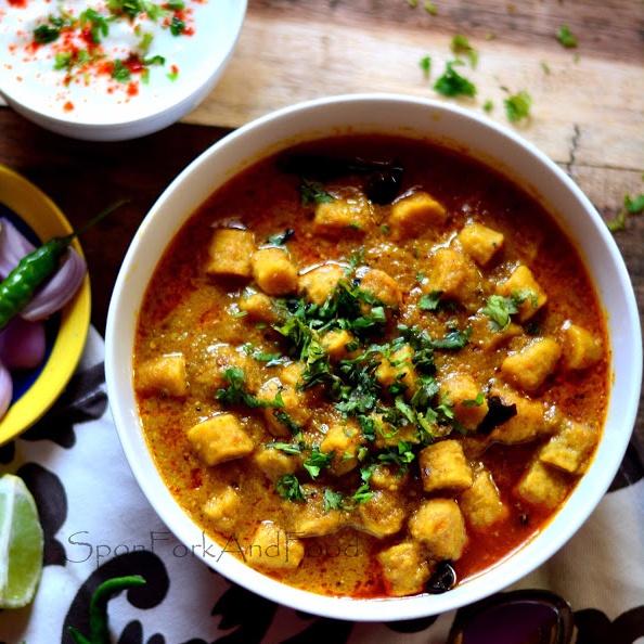 Photo of Rajasthani Gatte ki Sabji by Shaheen Ali at BetterButter