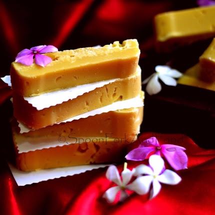 Photo of Mysore Pak by Shaheen Ali at BetterButter