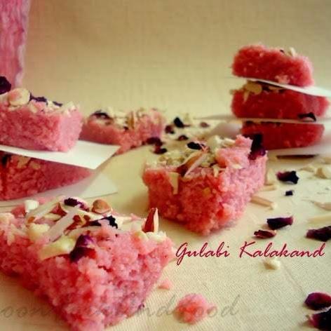 Photo of GULABI KALAKAND by Shaheen Ali at BetterButter