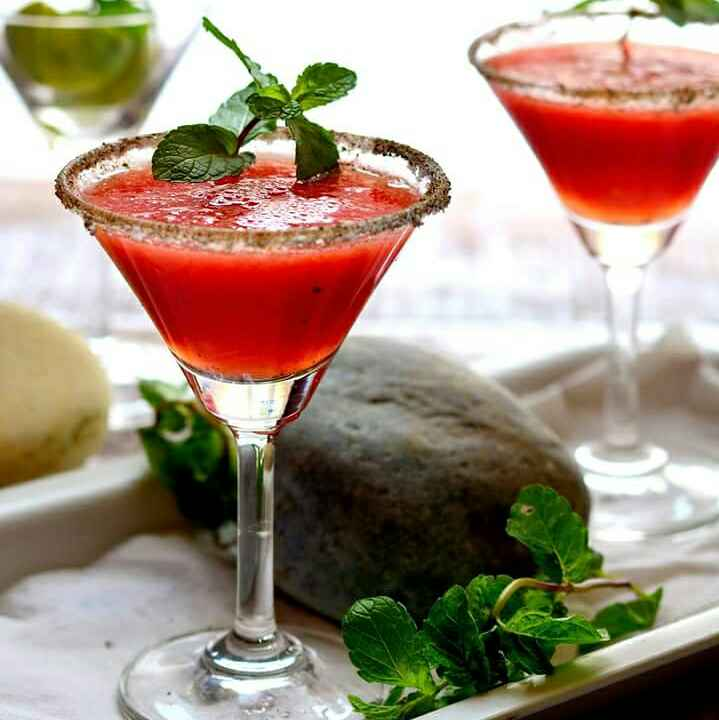 Photo of Watermelon Cosmopolitan by Shaheen Ali at BetterButter